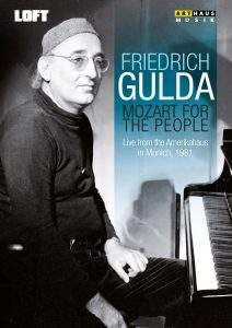 Friedrich Gulda - Mozart for the People - RE RELEASE