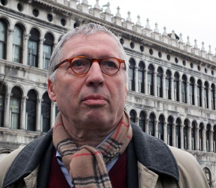 János S. Darvas - Venice 2014