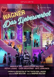 Richard Wagner: Das Liebesverbot - Teatro Real Madrid 2016