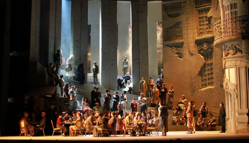 Giacomo Puccini: Manon Lescaut - Baden-Baden 2014
