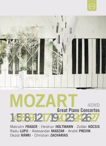 Mozart on Tour - box set