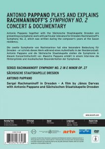 Sergei Rachmaninoff in Dresden · Antonio Pappano